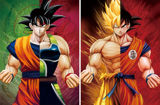 CMYK 30x40cm DBZ Lenticular Pictures For Promotion